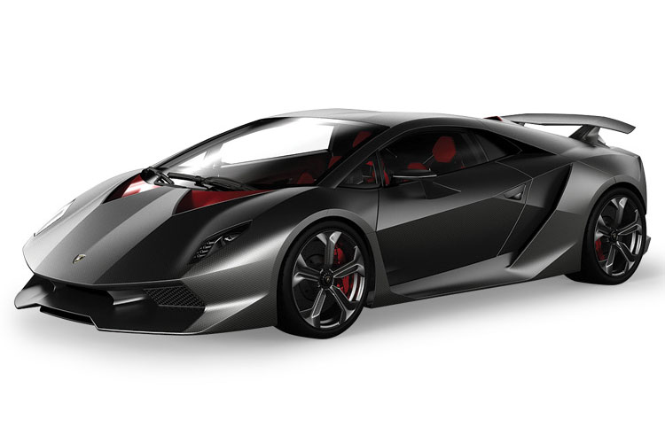 1/24 Lamborghini Sesto Elemento
