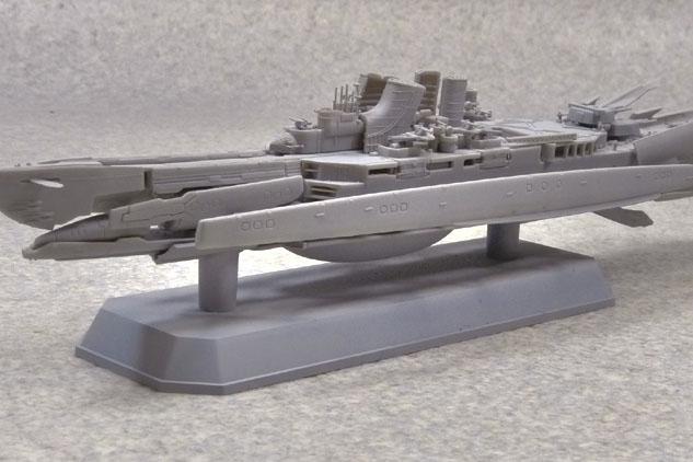 1/700 Arpeggio of Blue Steel I-401 Ars Nova Mode