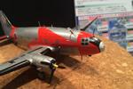 1/144 JASDF C-46 AACS Flight Inspection Machine