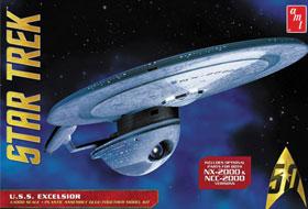 1/1000 Star Trek U.S.S. Excelsior