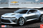 1/25 2016 Chevrolet Camaro SS