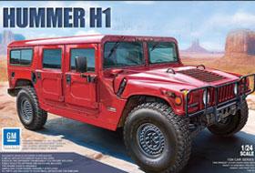 1/24 Hummer H1