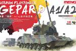 1/35 German Flakpanzer Gepard A1/A2