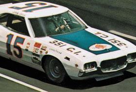 1/25 1972 ISAAC Ford Torino Stock Car