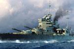 1/700 RN Battleship Valiant 1939