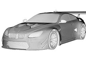 1/24 BMW M6 GT3