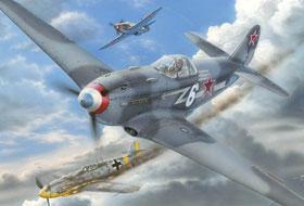 1/32 Yakovlev Yak-3 Normandie-Niemen
