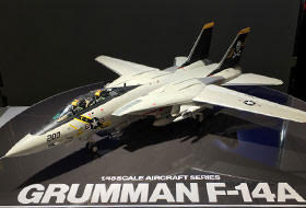 1/48-scale Grumman F-14A Tomcat
