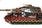 1/35 King Tiger Sd.Kfz.182 Henschel Turret w/Zimmerit
