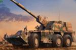 1/35 G6 Rhino SANDF Self-Propelled Howitzer