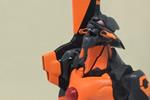 EVA-01 Units with Godzilla Coloring