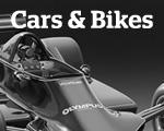 cars/bikes