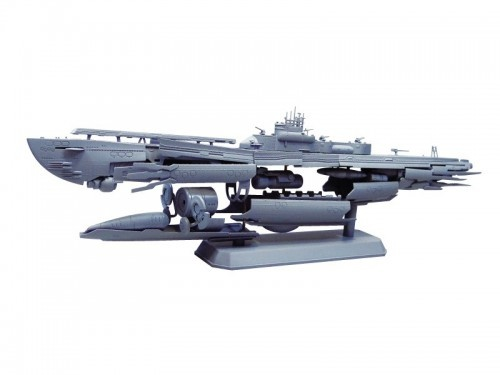 1/350 I-401 Super Gravity Cannon Ver.