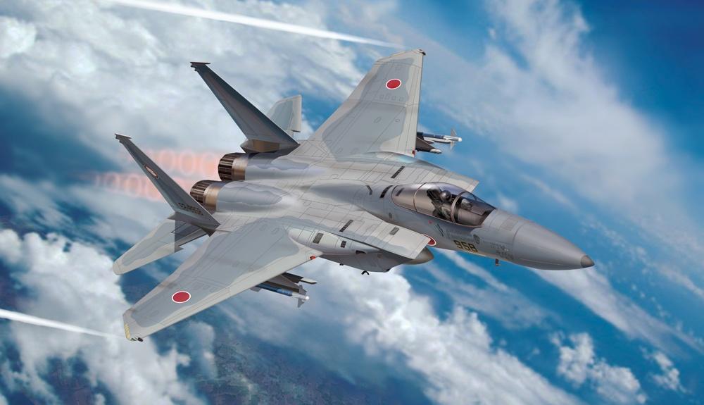 1/72 JASDF F-15J Eagle