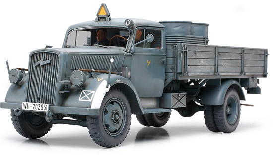 1/48 German 3-Ton 4x2 Medium Cargo Truck Kfz.305