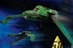 1/350 Star Trek III Search for Mr.Spock! Klingon Bird of Prey