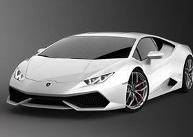 1/24 Lamborghini Huracan LP610-4