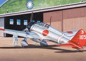 1/48 IJN Type 96 Carrier-based Fighter II
