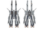 1/4000 SDF-1 Macross Attack Type (The Movie Ver.)