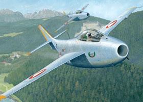 1/48 SAAB J 29F Fliegende Tonne