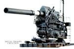 1/35 WWII German 35.5cm M1 Super Heavy Howitzer